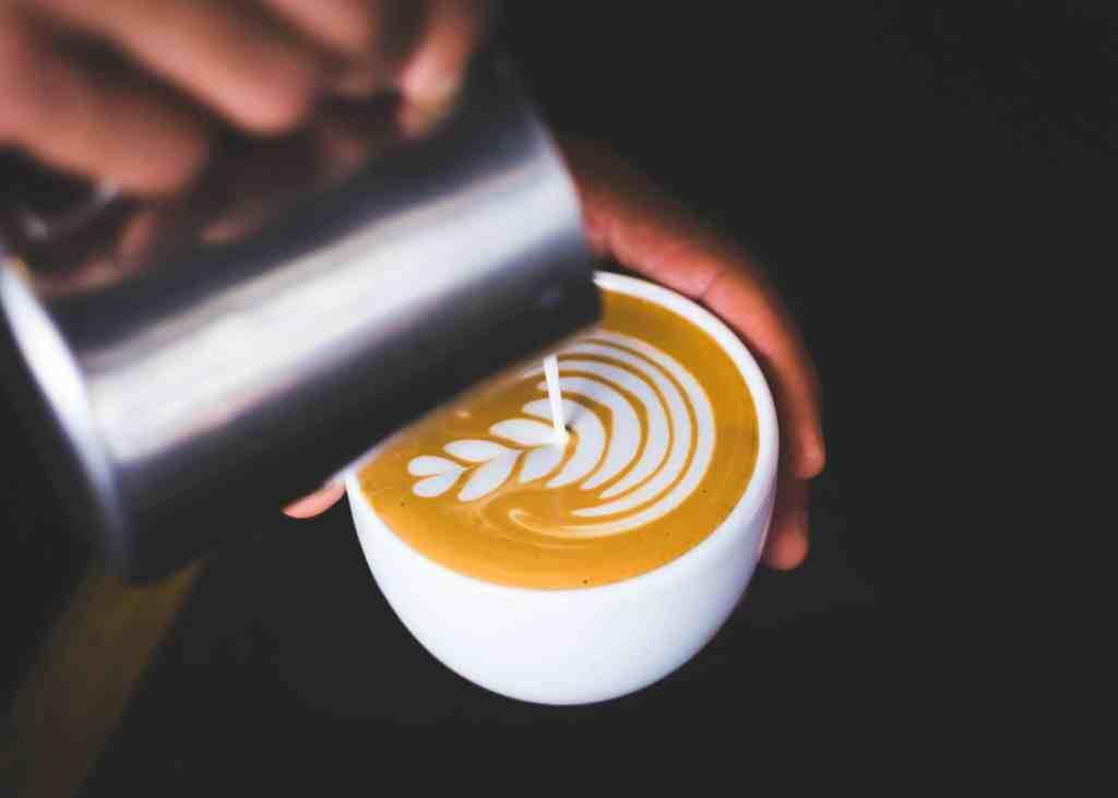 Pour coffee