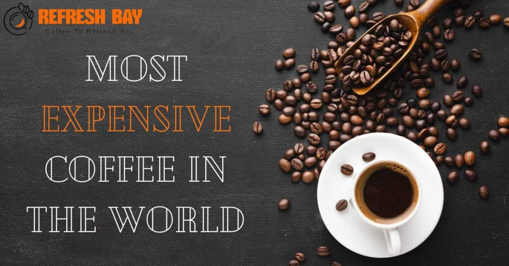 most expensive coffee in the world 2020