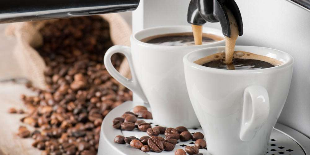 Brewing of Coffee