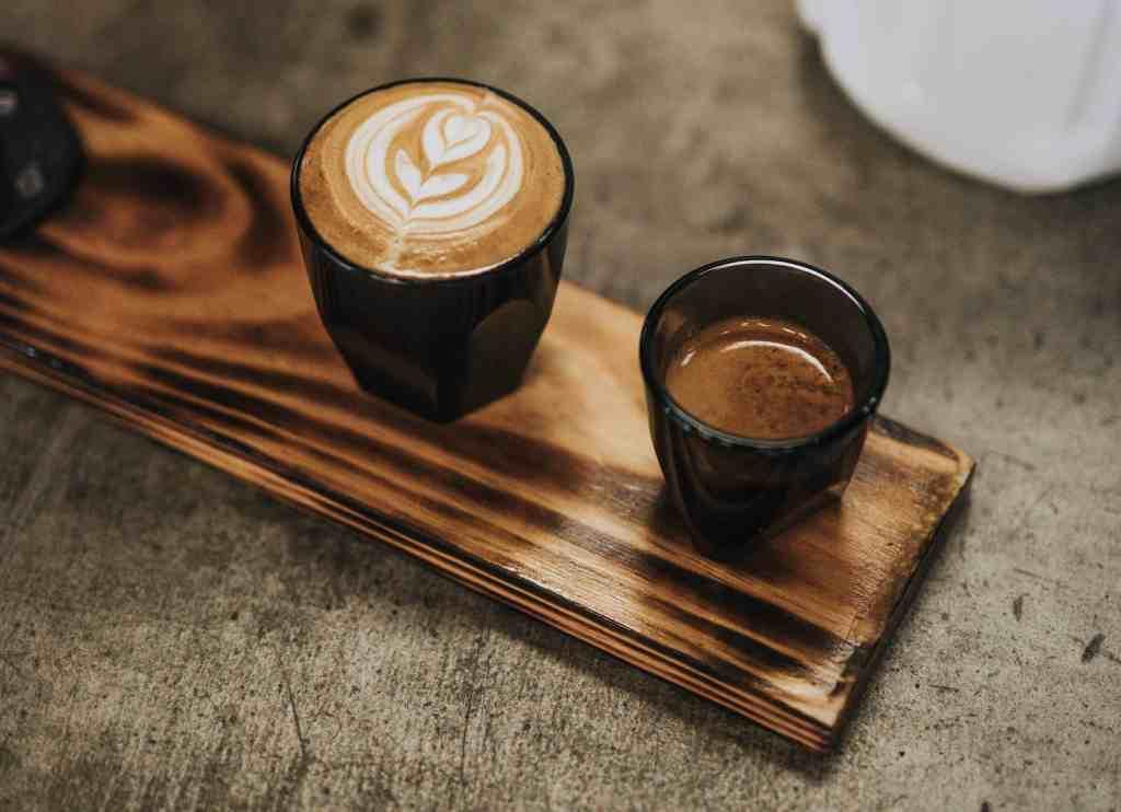 espresso Coffee drinks