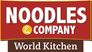 Noodles & Company gluten free restaurant