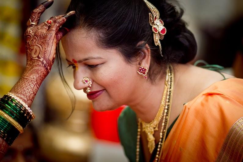 Maharashtrian Nath Nosepin Refreshingly Random
