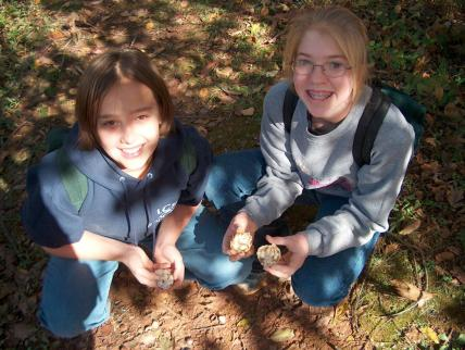 Nature Studies _School group_Girls_Fall