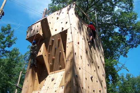Climbing Tower_Men_Summer