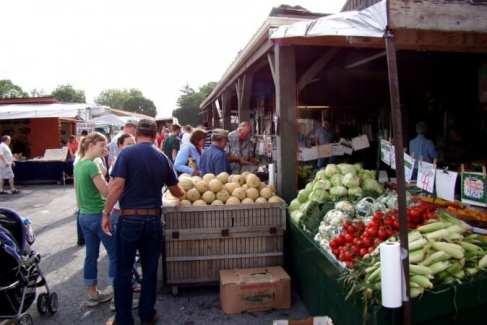 Green Dragon_Area Attraction_Farmers Market