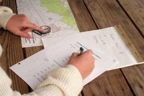 Orienteering_Geocaching_Activities_School Groups