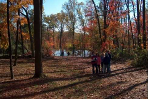 Orienteering_Geocaching_School Groups_Fall