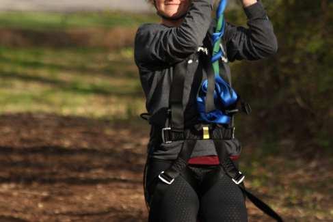 Challenge Adventure_Young Adults_Zipline_WInter