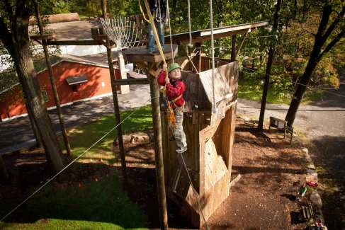 Things to Do_High Ropes_Challenge Adventure_Kids