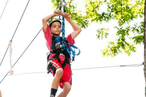Ziplines_Kids_School Group_Activities