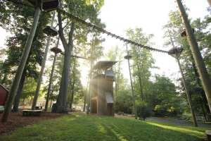 Challenge Adventure_Activities_High Ropes_Summer