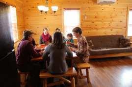 Cabin Family Fun