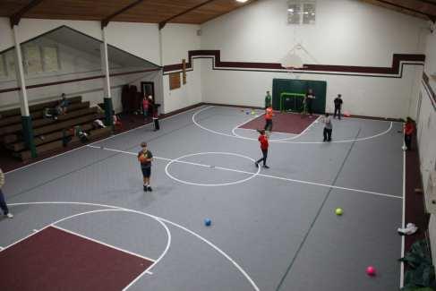 Gym 1 Teens Recreation