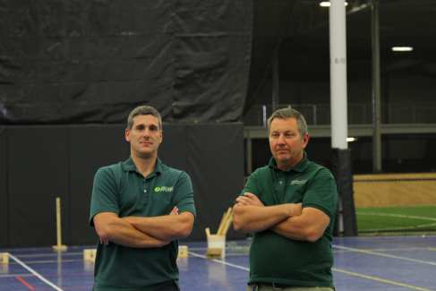 Rod Redcay & Don Bomberger - Team Building Facilitators