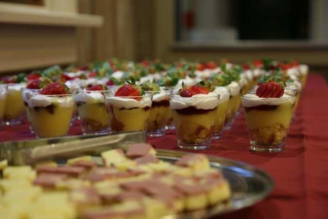 Desert Dining Hall Buffet