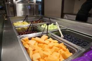 Breakfast Dining Hall Buffet