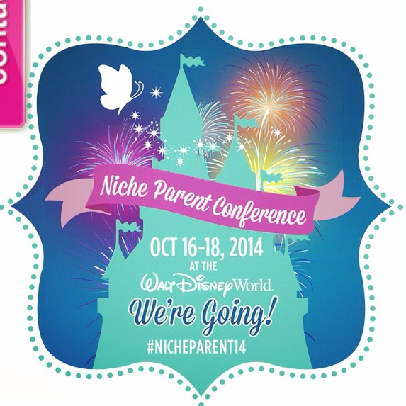 #NicheParent14…here I come!