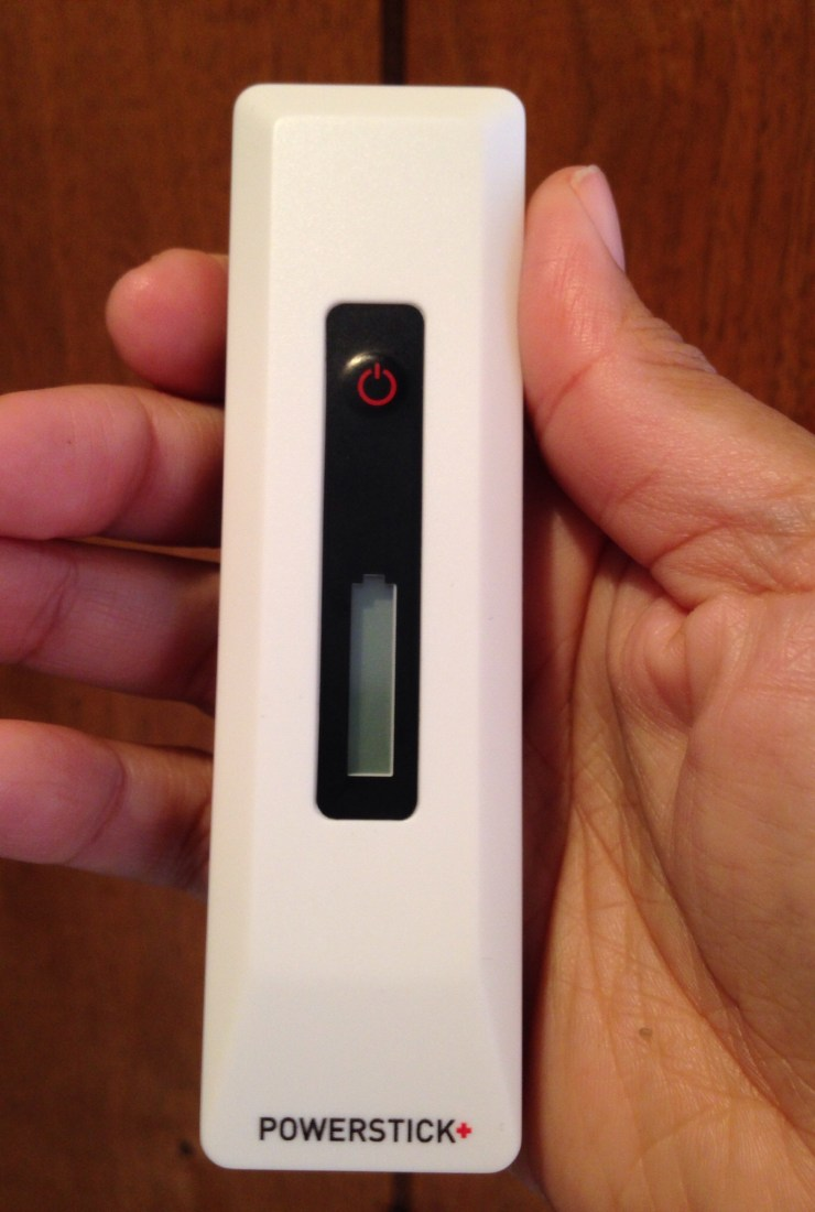Refreshing Review: Powerstick+ by PowerStick