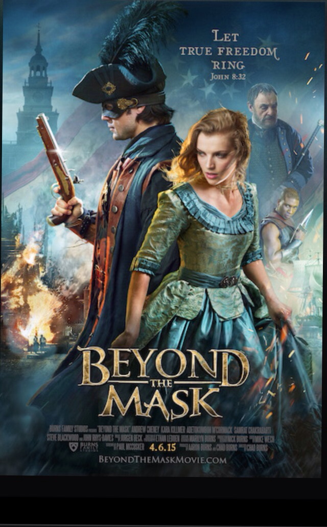 Refreshing {no spoiler} movie review: Get ready for big action and adventure in Beyond the Mask!