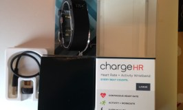 Refreshing Review ~ Fitbit Charge HR: my Hubby's take!
