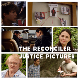 Refreshing {no-spoiler} movie review! The Reconciler (from Justice Pictures)