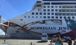 Refreshing Travels: The Deans cruise Alaska, Wow!
