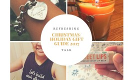 It's That Time: My Christmas & Holiday Gift Guide 2017!
