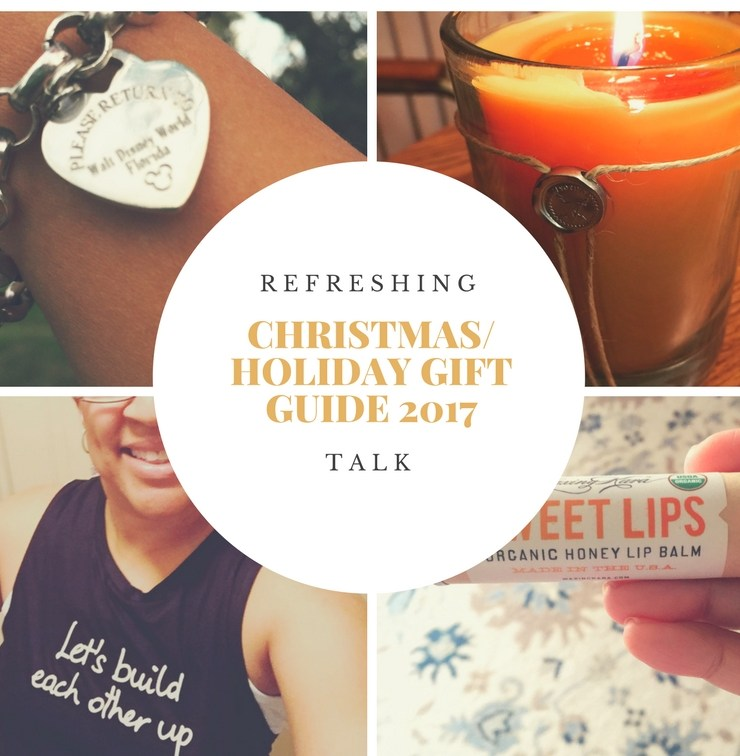 I have some fun Christmas gift favorites to share this year!