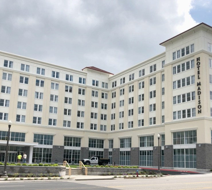 The New Hotel Madison in Harrisonburg VA: A Refreshing Sneak Peek!