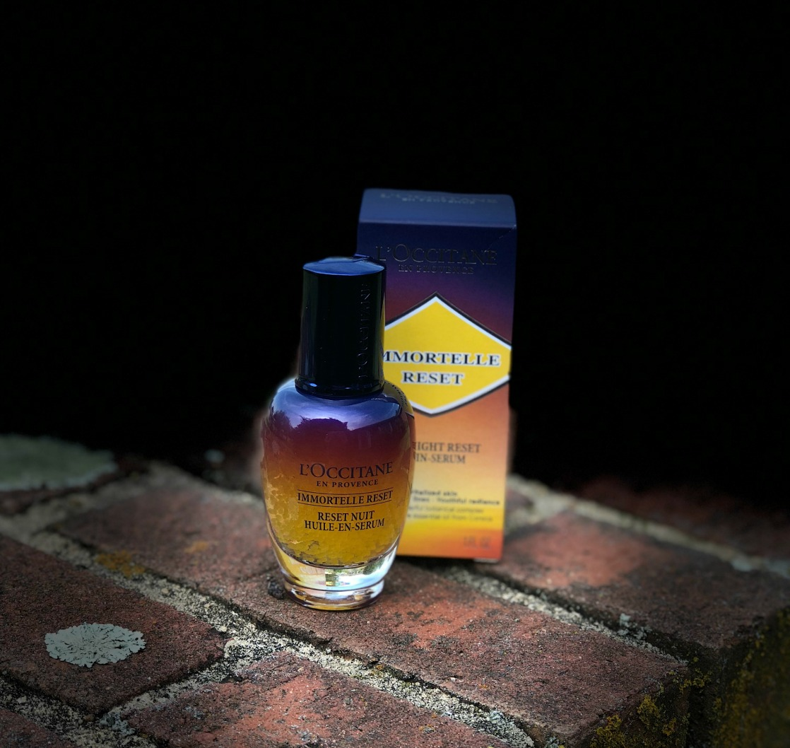 L'Occitane's new Immortelle Overnight Reset Oil-in-Serum Is the Real Deal!