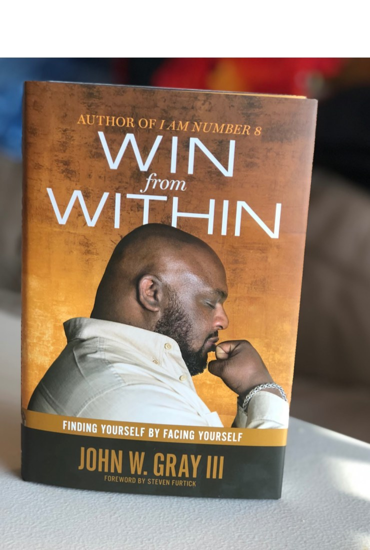 Refreshing Review: Win From Within by John Gray III