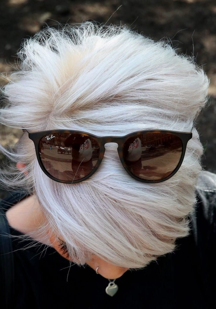 A Few Fun facts About Gray Hair