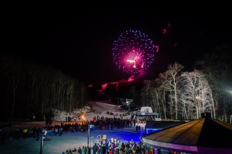Massanutten Resort 2019 Snow Moon Fest-ivities!