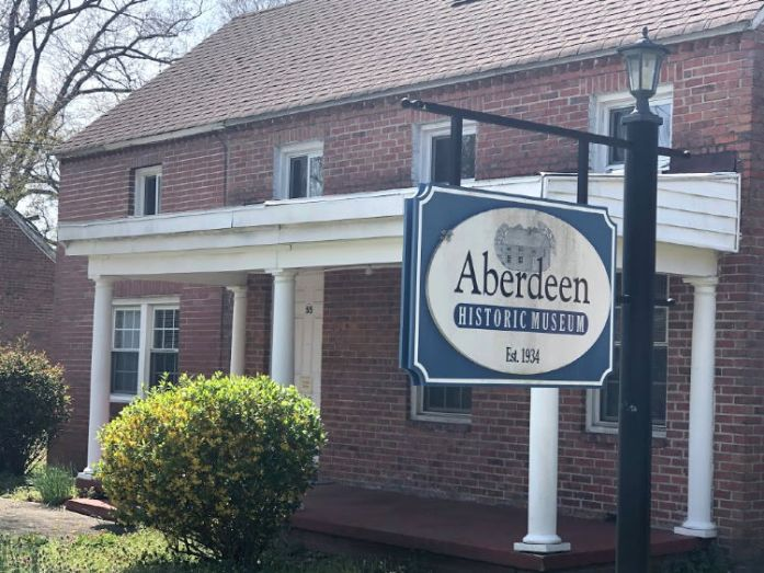 The Aberdeen Gardens Historic Museum is housed in one of the original homes built in this development.  Photo credit: Dee Dean