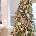 Blue Christmas Tree Ideas Refresh Restyle