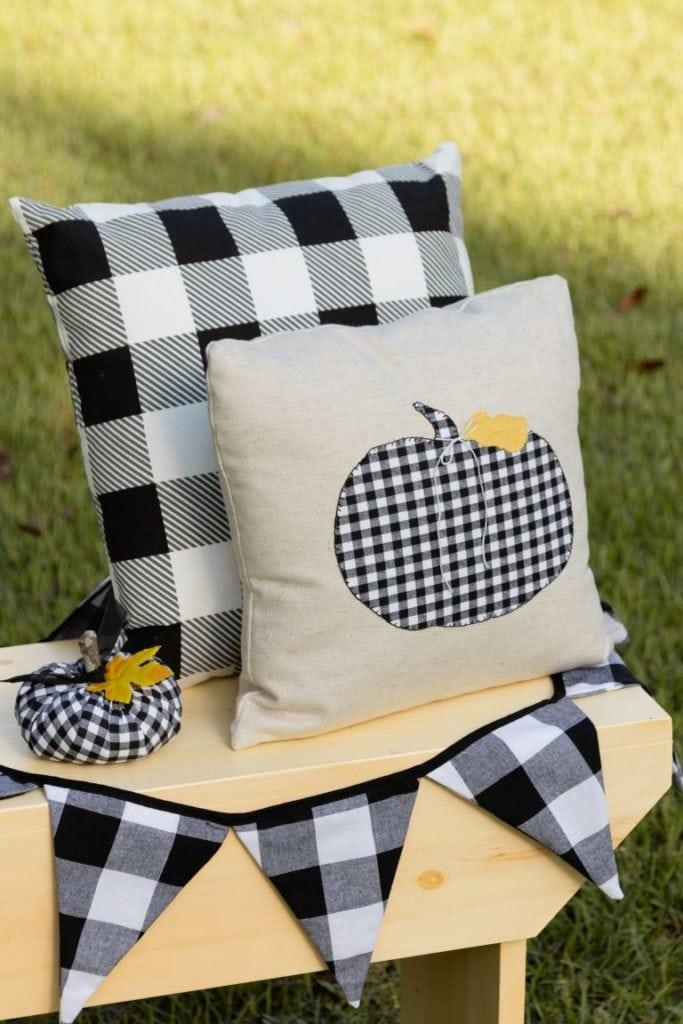 Pumpkin Pillow
