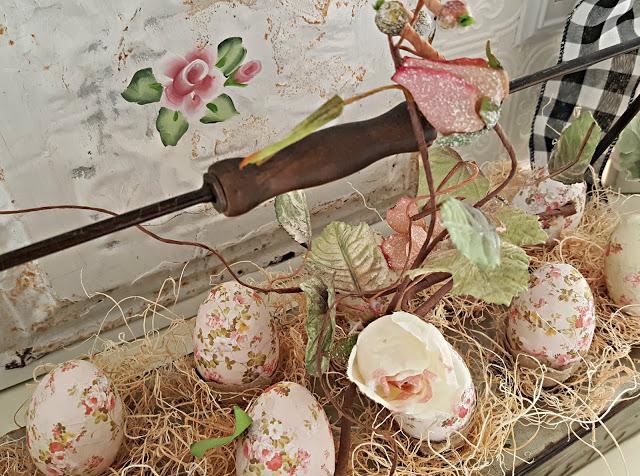 Farmhouse basket
