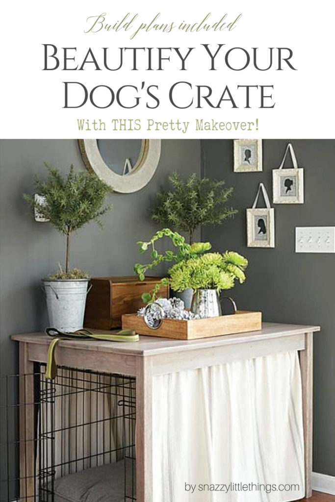 DIY-Dog-Crate-Hack-Farmhouse-Table-Makeover-with-Tension-Rods