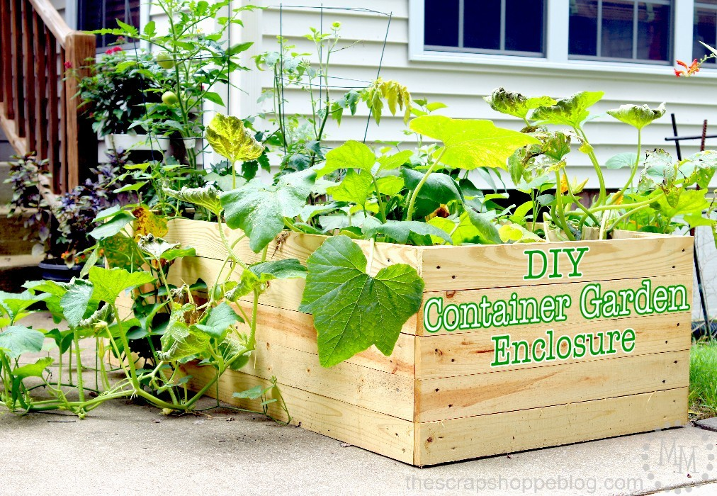 diy-container-garden-enclosure
