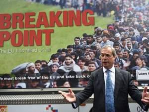 farage anti immigration poster