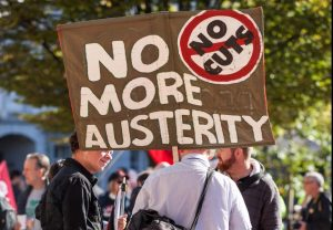no more austerity