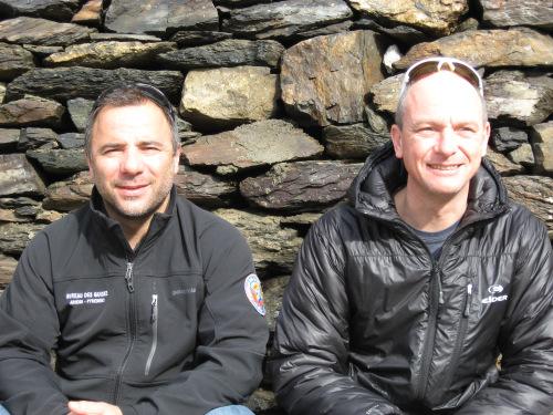 Stéphane et Laurent