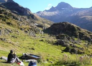 randonnée PassAran Cabane-du-Taus