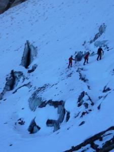 Le Glacier d'Arcouzan
