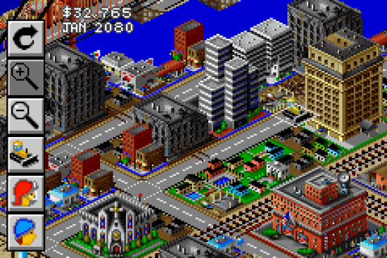 SimCity 2000 GBA ROM #19
