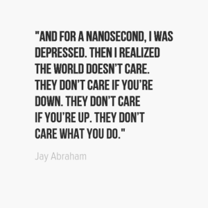 Jay Abraham quote World