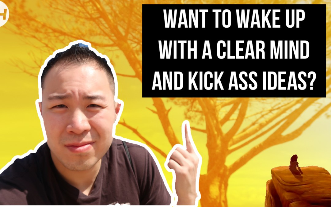 How to wake up with a clearer mind, better ideas, and less anxiety with the Morning Pages