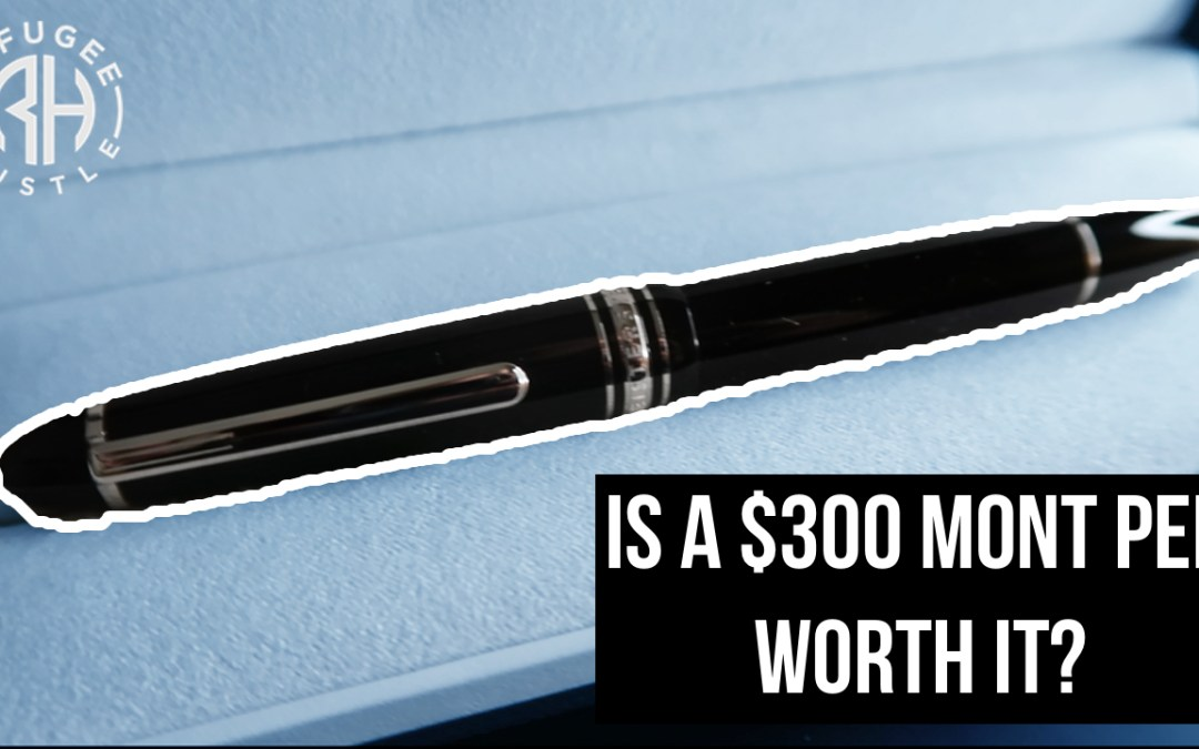 Is a $300 Mont Blanc pen worth it?