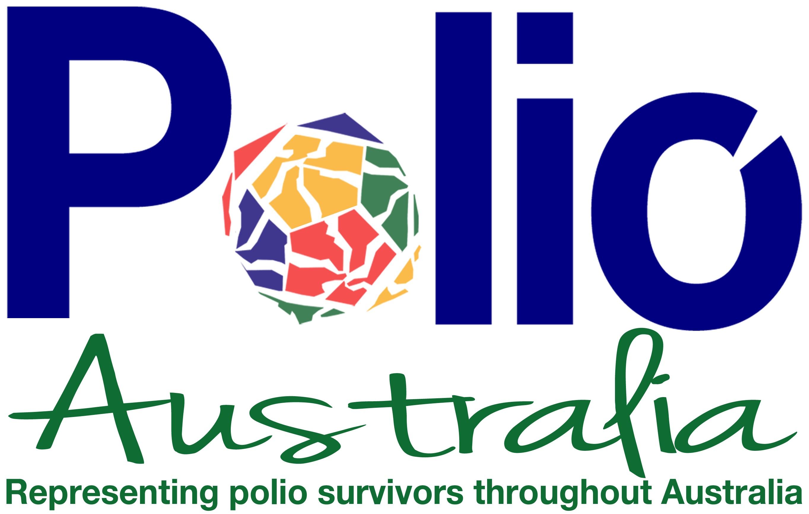 Polio Australia logo