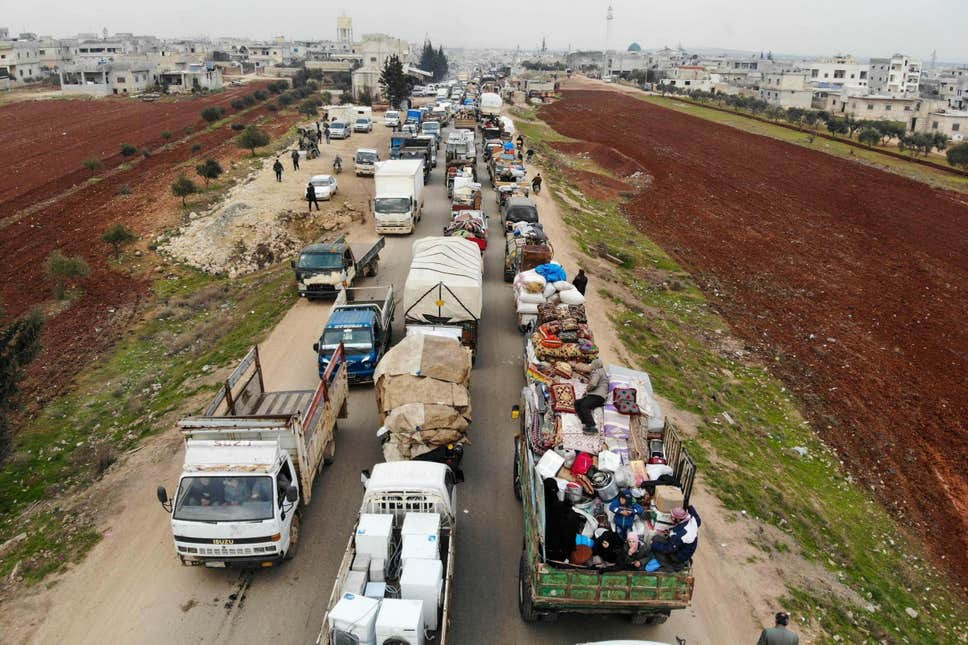 Humanitarian Catastrophe in Syria's Northwest